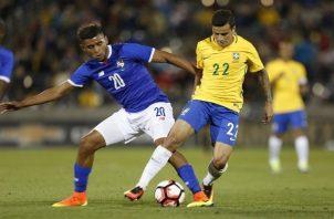 Panamá ha perdido todos los juegos contra Brasil.
