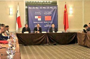China es el tercer destino de las exportaciones panameñas.