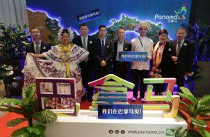En Guangzhou  se busca promover mayor intercambio político, educativo, comercial, cultural y turístico de Panamá. Foto/Cortesía