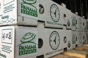 Entre los productos que ya se comercializan en el exterior están el plátano, piña, café, camarones, entre otros.