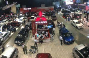 Panamá Motor Show se realiza desde hoy en el centro de convenciones de Atlapa.