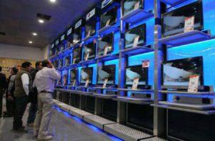 Más del 62% de los hogares panameños tiene acceso a televisión abierta digital. Archivo