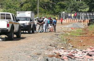 Este año se han registrado 47 homicidios en la provincia de Panamá Oeste.