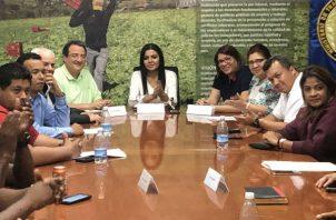 Mitradel media en negociaciones con trabajadores Portuarios. Foto/Cortesía