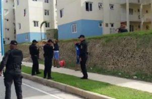 El propio presidente Juan Carlos Varela reconoció que hay pandillerismo en Altos de Los Lagos.