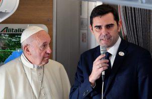 Se prevé que el papa exhorte a los jóvenes a crear sus propias oportunidades y a los gobiernos a hacer su parte.  FOTO/EFE