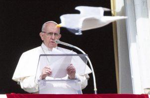 El pasado 7 de febrero el presidente Nicolás Maduro, habló de la posible medicación del Vaticano. FOTO/EFE