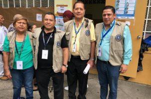Diputados del Parlacen participaron como observadores en Panamá. Parlacen