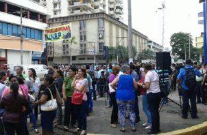 Educadores se reunirán en la escuela República de Venezuela. Archivo
