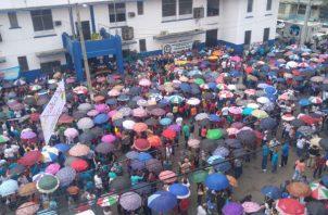 El paro ha sido convocado   por la  Unión Nacional de Educadores de Panamá (Unep).