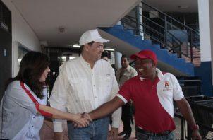 En su primaria, el Partido Alianza eligió a José Domingo Arias como candidato presidencial. Víctor Arosemena