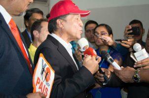 El partido Molirena anunciará su decisión de unirse con alguno de los partidos grandes. Foto/Cortesía