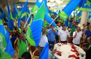 Populares están divididos sobre figura presidencial. Foto: Panamá América.