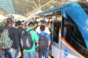 La Línea 2 del Metro de Panamá cuenta con 21 trenes.
