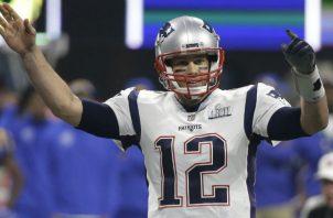 Tom Brady. Foto:AP