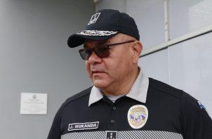 La Policía Nacional encontró al hombre golpeado en Pedregal.
