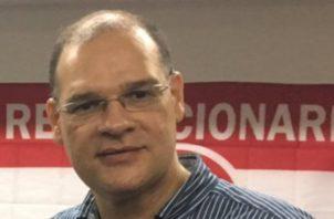 Pedro Miguel Gonzálaz, Secretario General del PRD.