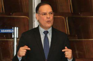 Diputado y secretario general del PRD, Pedro Miguel González.