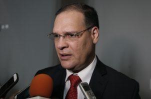 Pedro Miguel González, secretario general del PRD. Archivo