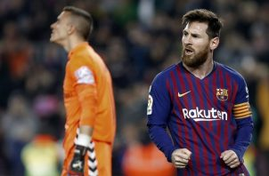 Messi salió al rescate.