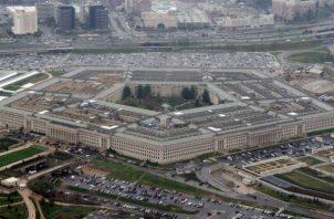 Foto aérea del Pentágono en Washington. Foto: AP.