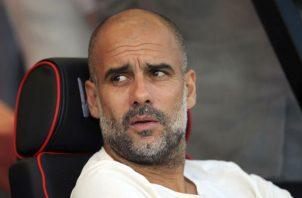 Pep Guardiola Foto AP