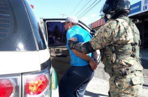 Los indocumentados serán deportados. Foto: Mayra Madrid.