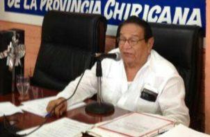 Ovidio Joel Nuñez fue el que amarró Ramón Cano con zunchos a y participó del horrendo crimen ocurrido el uno de abril de 2004.Foto/jos´se Vásquez