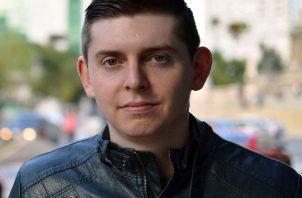 El periodista Cody Weddle, viajó a Estados Unidos en las últimas horas. FOTO/EFE