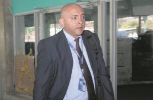 Perito de informática del Instituto de Medicina Legal y Ciencias Forenses, Luis Rivera Calles.