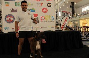 En la carrera habrá veterinarios para atender emergencias con los perros.