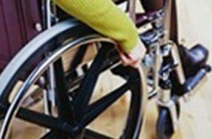 Trato especial para las personas con discapacidad. Foto: Archivo