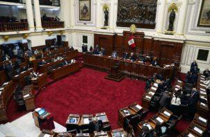 La propuesta obtuvo 68 votos en contra, 32 a favor y una abstención, en una breve sesión plenaria que estuvo dirigida por el congresista de Acción Popular Víctor Andrés García Belaúnde.