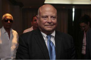Richard Fifer logró la concesión de la empresa Cerro Petaquilla en 1997. Víctor Arosemena