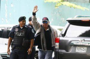 El juicio seguido al expresidente Ricardo Martinelli lleva 54 días de estar realizándose en el Sistema Penal Acusatorio.   Víctor Arosemena