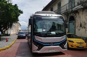 Plan de Movilidad Eléctrica al Casco Antiguo se implementó por 10 meses.