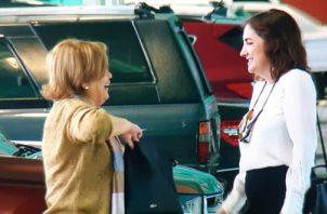 Mariela Ledezma y Annette Planells han hablado en contra del expresidente Ricardo Martinelli en diferentes medios y redes sociales.