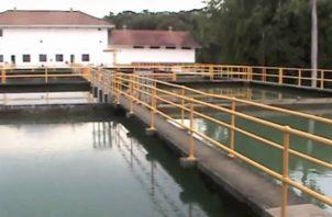 La planta de agua de Miraflores estará fuera de servicio de 12:00 am a 4:00 am de este viernes.
