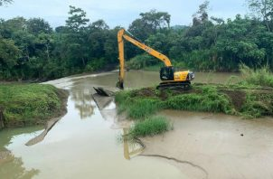 El Idaan pide hacer uso racional y adecuado del agua potable. Foto: José Vásquez.