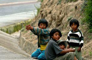 La pobreza extrema incrementó en 0.7 puntos porcentuales.