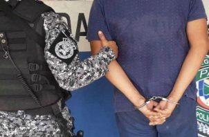 Decomisan drogas en la Chorrera. Foto/Redes Sociales