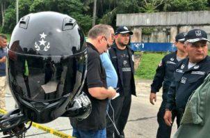 Condenan a 30 y 17 a años de prisión a dos de los vinculados al crimen de dos policías en Chilibre. Foto: Panamá América.