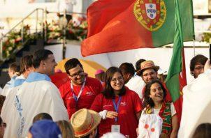 JMJ se va a Portugal en el 2022. Foto/Cortesía