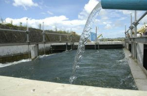 Panamá norte estará sin suministro de agua por más de seis horas. Foto: Panamá América.