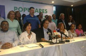 El Partido Popular ya ha sido aliado del PRD y del Partido Panameñista.