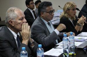 Un juez condenó al expresidente Pedro Pablo  Kuczynski a tres años de prisión preventiva. FOTO/EFFE