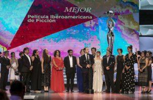 La primera edición fue en abril de 2014 en Panamá.