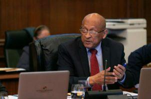 Héctor Alexander, ministro del MEF, ofreció detalles sobre el presupuesto del Estado sugerido para el 2020.