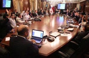 Gobierno aprueba presuepuesto del Estado con ajustes. Foto/Cortesía