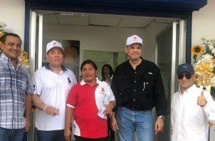 Tres aspirantes se disputan su candidatura del partido Alianza en las elecciones primarias.